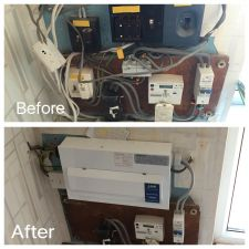 Consumer Unit Upgrade by skilled Electrician in Nottingham