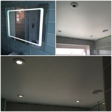 Bathroom Renovation By A Nottingham Electrician